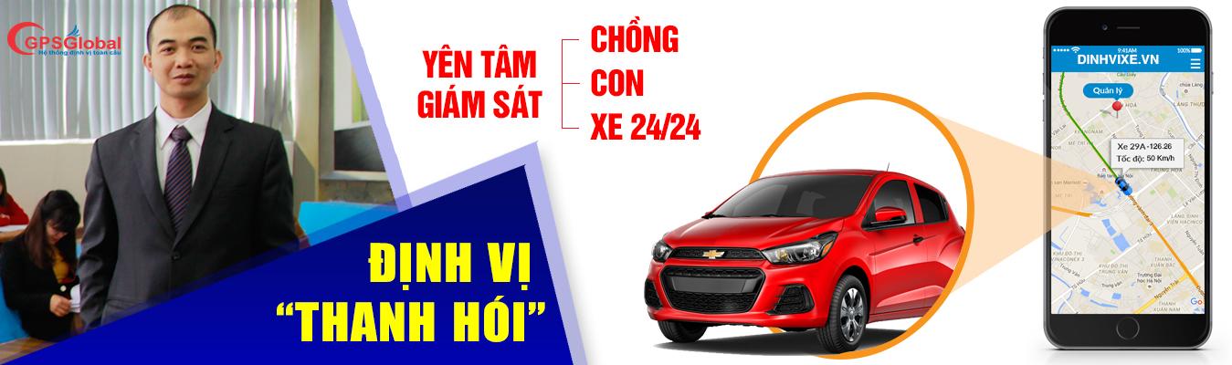 Định vị Thanh Hói