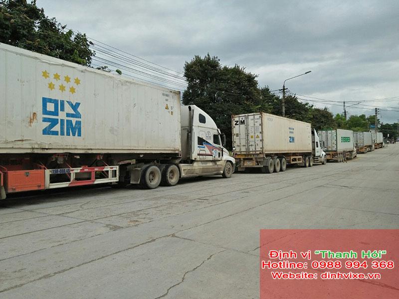Tính năng chính của thiết bị giám sát hành trình xe container rất lớn