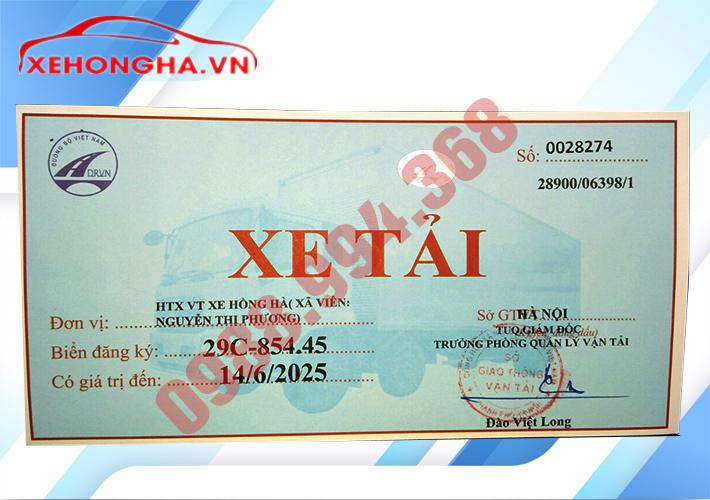 Muốn tìm dịch vụ làm phù hiệu xe tại Tuyên Quang trọn gói uy tín thì đến đâu?