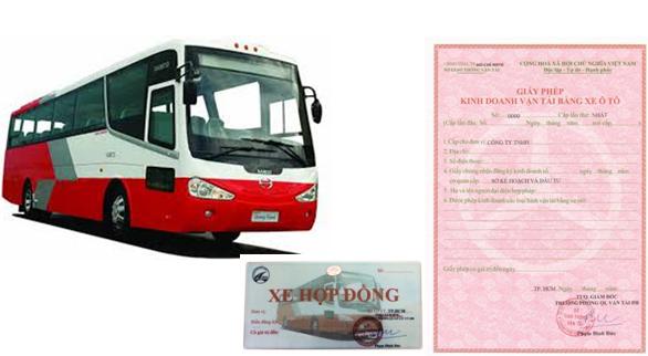Thủ tục đăng ký phù hiệu xe hợp đồng